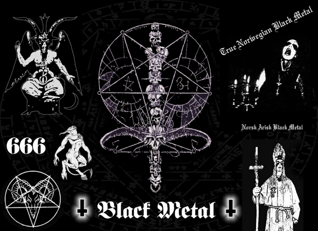 TOP 10 SUCESOS DEL BLACK METAL.