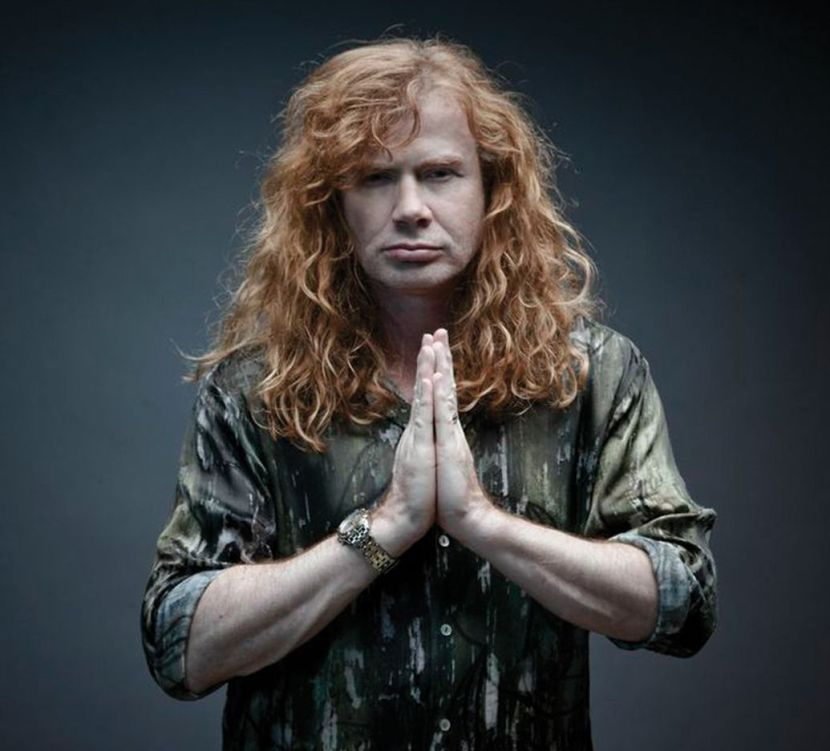 Dave Mustaine de Satanico a Cristiano |Historia.