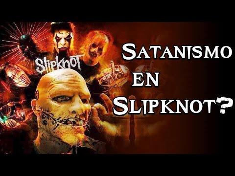 ¿Es Satánica la BandaSlipknot?
