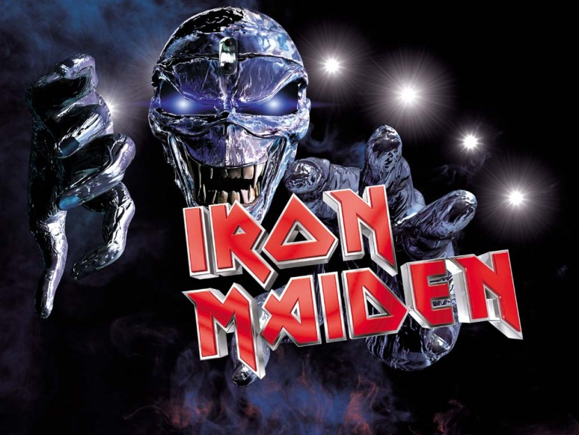 TOP 10 IRON MAIDEN SONGS.