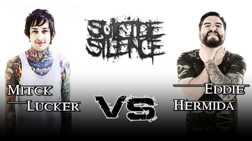 Mitch Lucker VS Eddie Hermida.