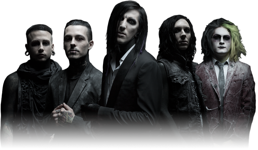TOP 10 Motionless In White Songs.