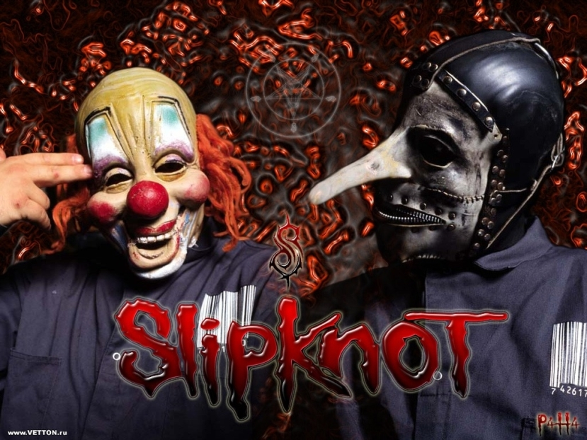 SLIPKNOT FUNNY MOMENTS.