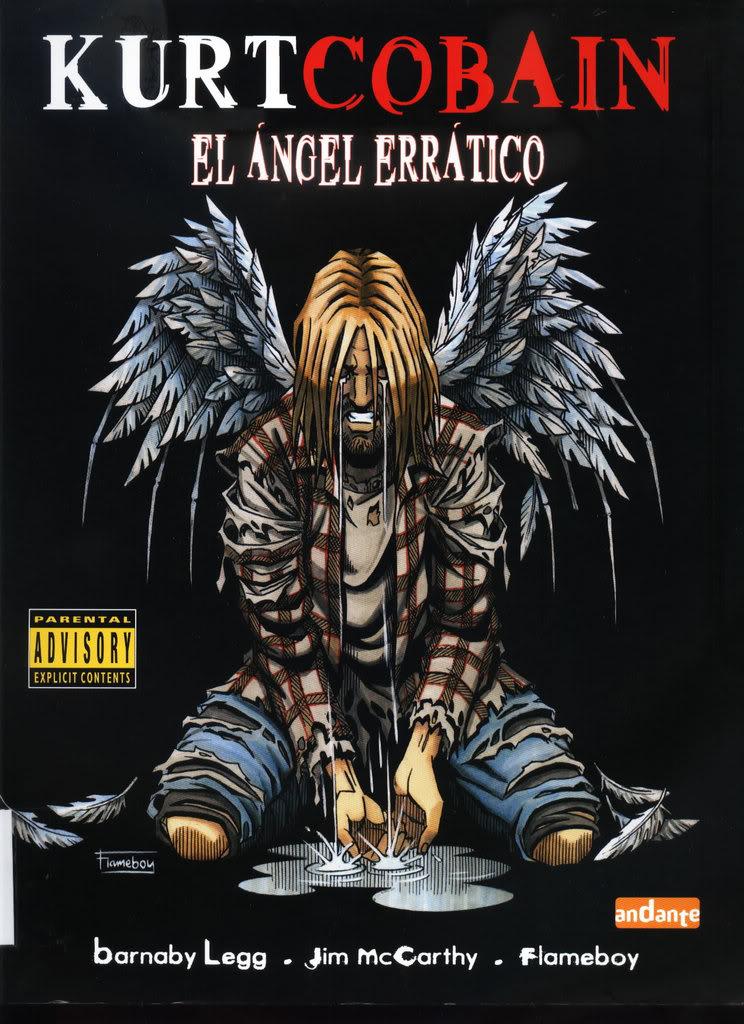 "Kurt Cobain ""El Ángel Errático"" CAPITULOFINAL"
