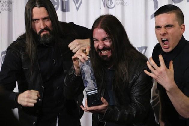 Kataklysm Gana premio por 'Heavy Metal Album of theYear'