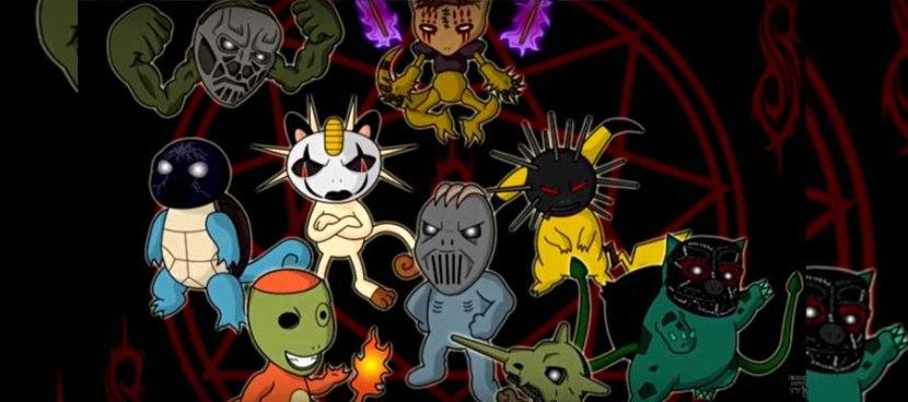 Corey Taylor ODIA PokemonGO