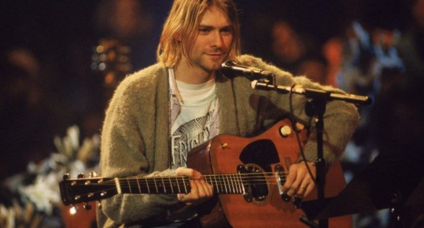 Kurt Cobain, un mito del rock que hoy estaría cumpliendo 50años