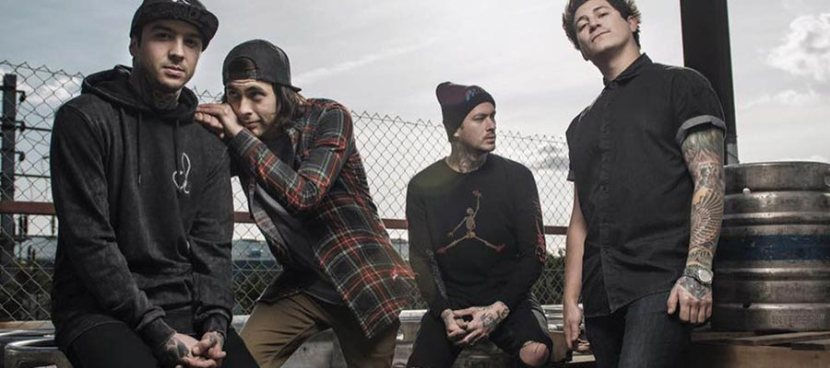 Pierce The Veil estrena videoclip para 'Circles'