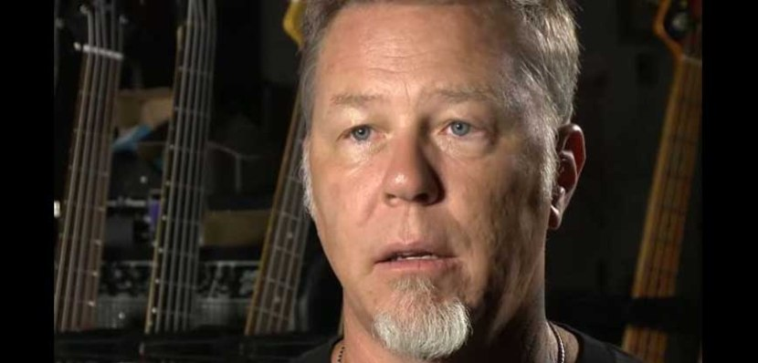 James Hetfield será el narrador en un documental sobre la adicción a la pornografía