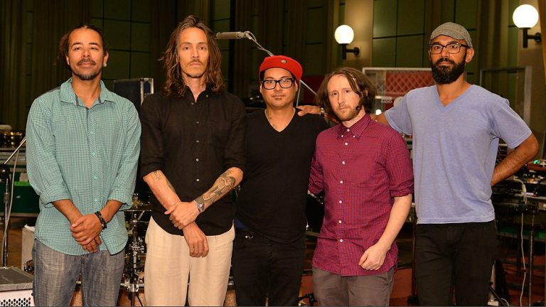 incubus-at-bbc-radio-one