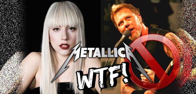 LADY GAGA sera VOCALISTA de METALLICA | James Hetfield se enferma y pierde suVOZ